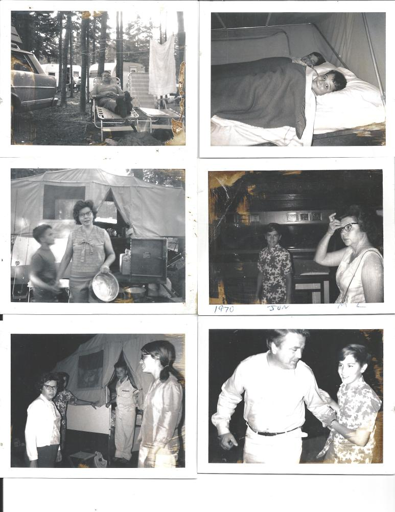 The Photos of the 1970 Trip (4/6)