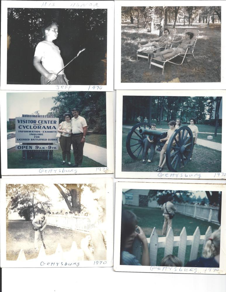 The Photos of the 1970 Trip (5/6)