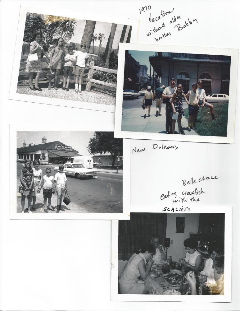 The Photos of the 1970 Trip (1/6)