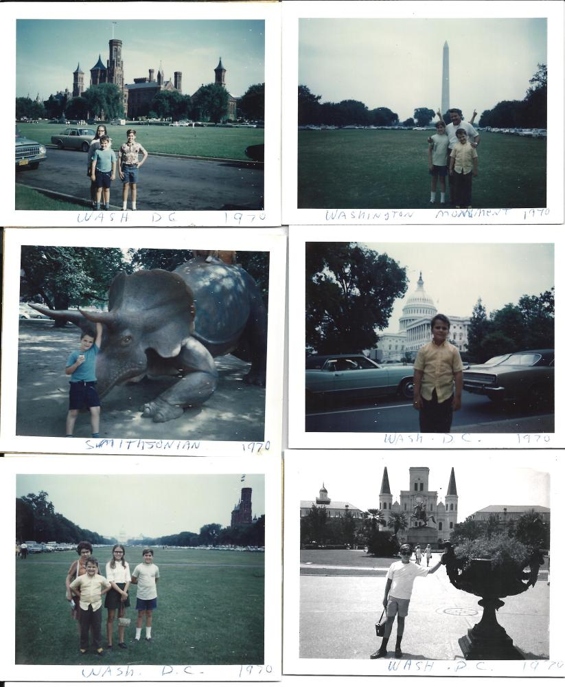The Photos of the 1970 Trip (6/6)