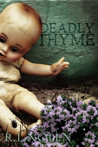 NEW Deadly Thyme cover for Ebook