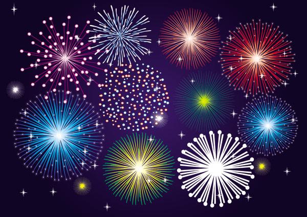 vector-5-splendid-fireworks