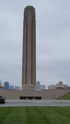 World War I memorial in Kansas City