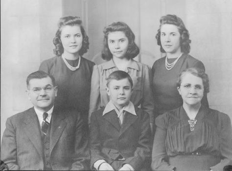 Hollopeter family